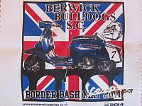 BERWICK BULLDOGS SC, BORDER BASH 2014