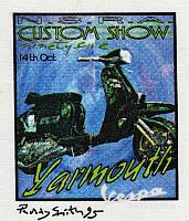 GREAT YARMOUTH  CUSTOM SHOW 1995