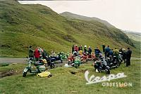 DARLINGTON VESPA CLUB CHALLENGE 1999