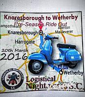 KNARESBOROUGH TO WETHERBY
