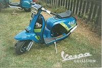 LEN'S SCOOTERS 1989