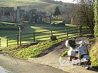 rideout 1-1-13  EASBY ABBEY