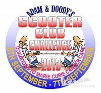 SCOOTER CHALLENGE  2013