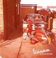 VESPA RALLY 200 JHN600N  (NEW)