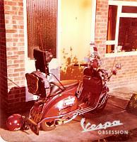 VESPA RALLY 200  TPY941S  (NEW)