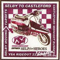 SELBY TO CASTLEFORD 2008