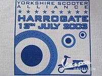 WETHERBY TO HARROGATE   2003
