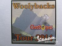 WOOLYBACKS SC   TOUR 4   2014