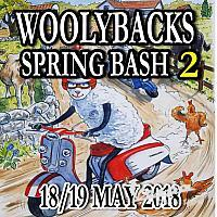 WOOLYBACKS SPRING BASH 2 2018