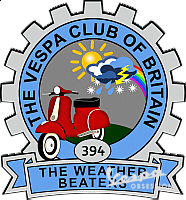 Weather Beaters scooter club