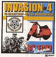 YORKSHIRE INVASION 4  2007